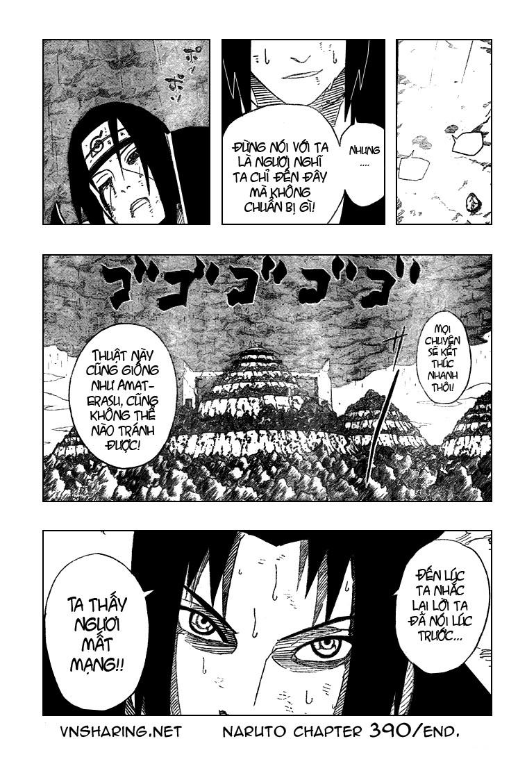 Naruto chap 390 Trang 16 - Mangak.info