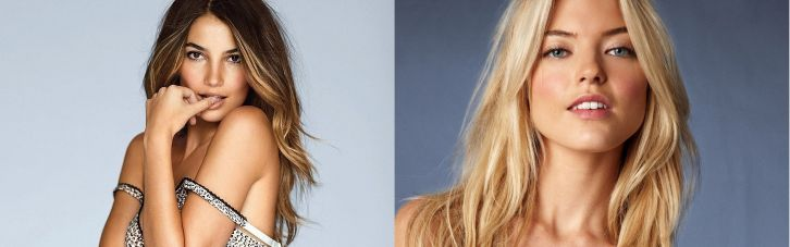 2 Broke Girls - Season 4 - Supermodels Lily Aldridge and Martha Hunt to Guest