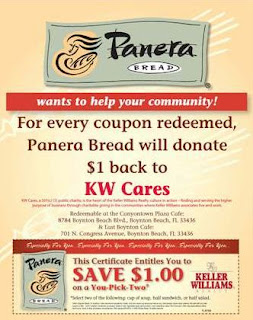 panera bread printable coupons