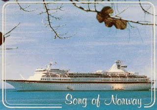 Song of Norway After Lengthening For Royal Caribbean.
