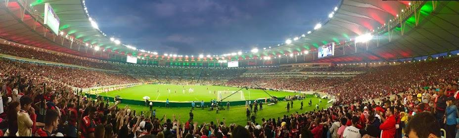 Derby FLA-FLU - Rio de Janeiro