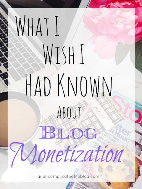 Secret facts about monetizing your blog you NEED to know!