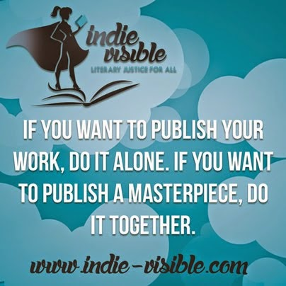 A Proud Member of Indie-Visible