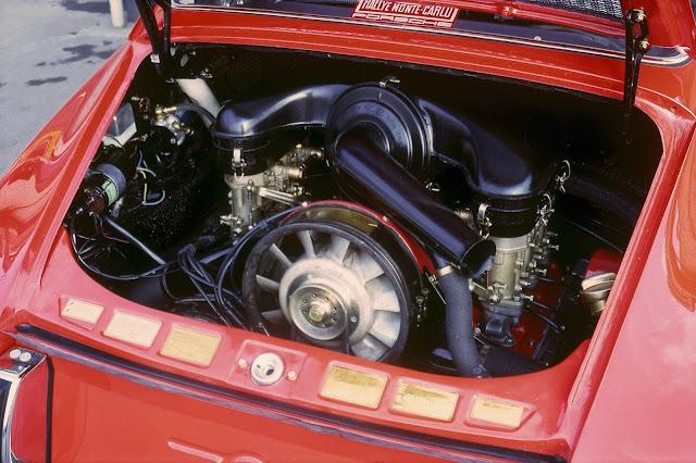 Porsche 911 S 2.0 Coupé; 1968