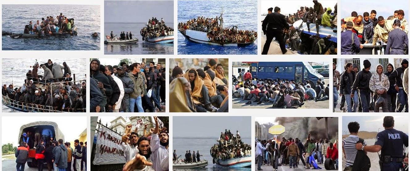 Από τα 9,2 δις ευρώ που θα δοθούν για την λαθρομετανάστευση, ο Αβραμόπουλος δίνει στην Ελλάδα 460 εκατ. ευρώ.. Χαίρεται κανείς;