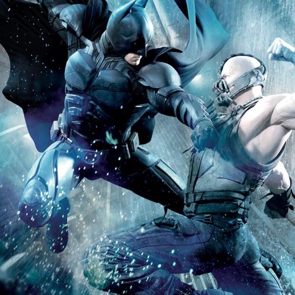 Gambar Film The Dark Knight Rises 2012