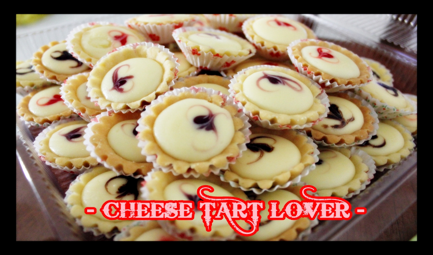 CHEESE TART LOVER