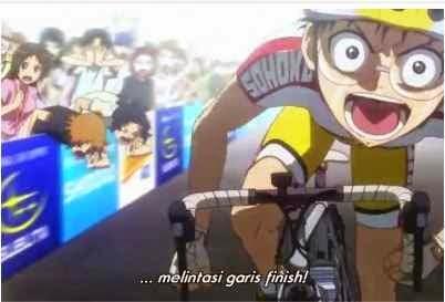 Yowamushi Pedal S2 24 Subtitle Indonesia