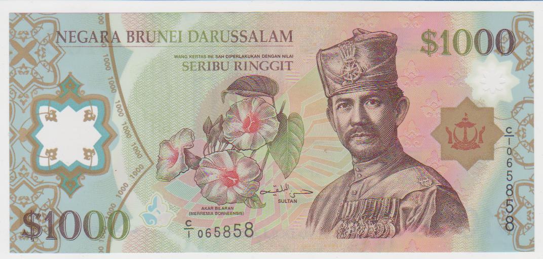 Uang transfer valuta asing di luar negeri