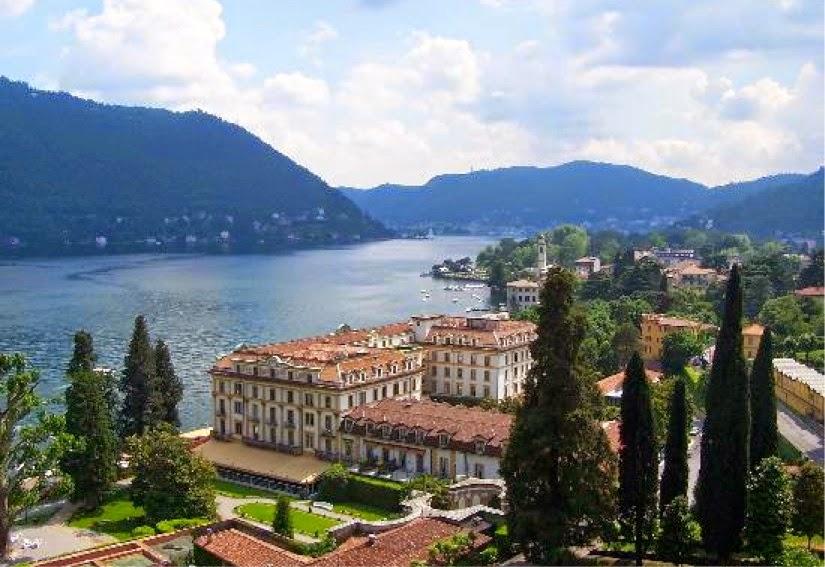 Cernobbio, Lake Como, Italy