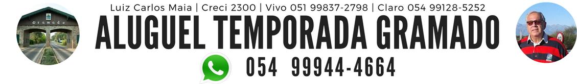 Aluguel Temporada Gramado RS