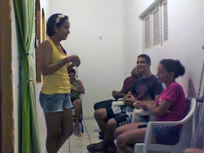 JM de Imaculada/RN realiza Blitz de Paulina Jaricot