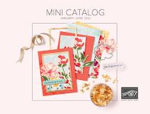 January - June 2021 Mini Catalog