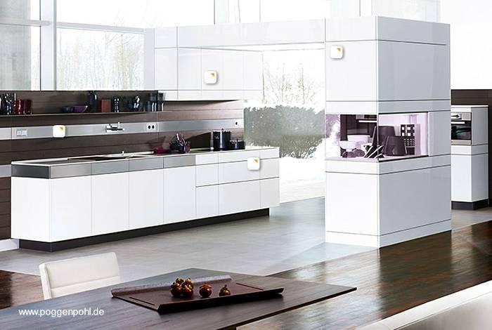 Arquitectura de casas dise os modernos de cocinas for Cocinas ultramodernas