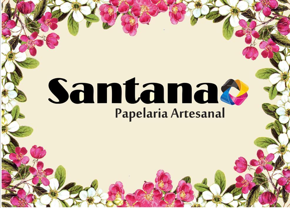 SANTANA PAPELARIA ARTESANAL