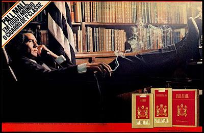 1975. propaganda cigarros anos 70.  propaganda anos 70. história decada de 70; reclame anos 70.  Brazil in the 70s; Oswaldo Hernandez;