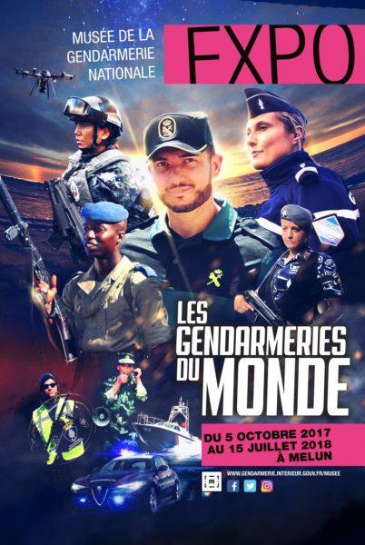 Exposition Les Gendarmeries du Monde