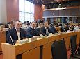 Wizyta w Europejskim Centrum Ekonomii, w Brukseli