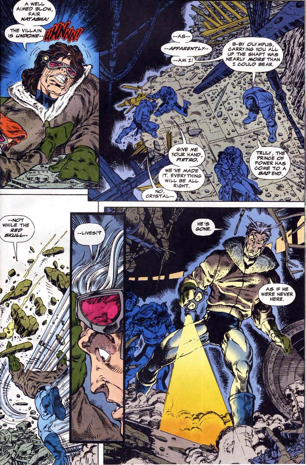 Captain America (1968) Issue #439c #391 - English 4