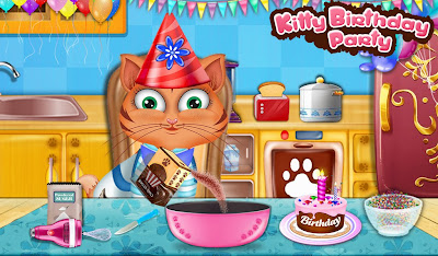 kitty birthday party