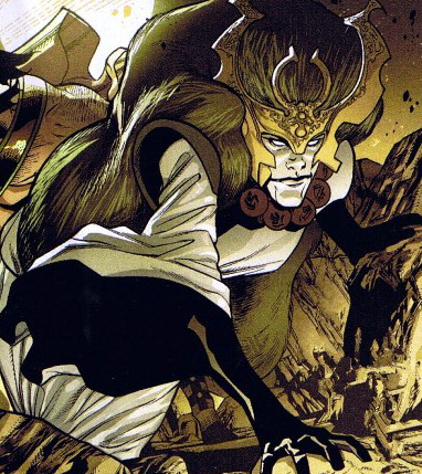 Amatsu-Mikaboshi (Marvel Comics) Character Review - 1