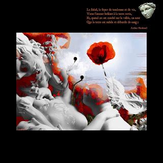 Arthur Rimbaud - Soleil et chair