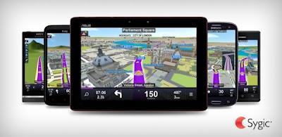 Sygic GPS Navigation v12.1.3