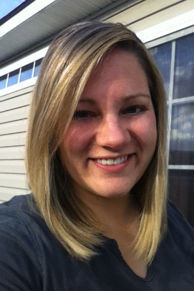 Highlights In Dishwater Blond Hair   Dark Brown Hairs