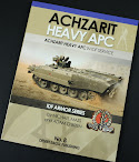 Review: Desert Eagle Publications - Achzarit Heavy APC in IDF Service