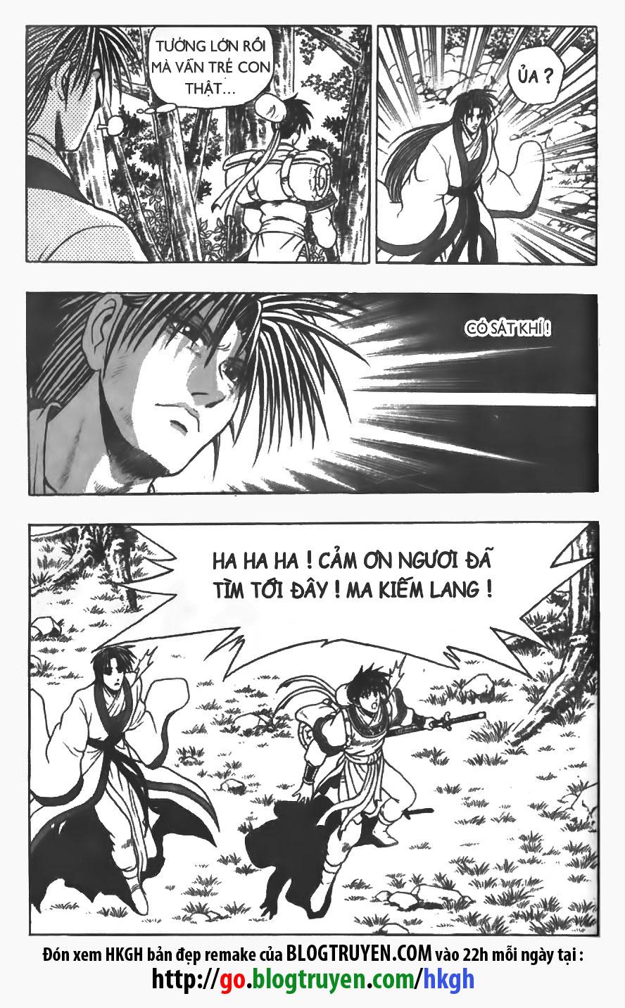 Hiệp Khách Giang Hồ chap 84 page 20 - IZTruyenTranh.com