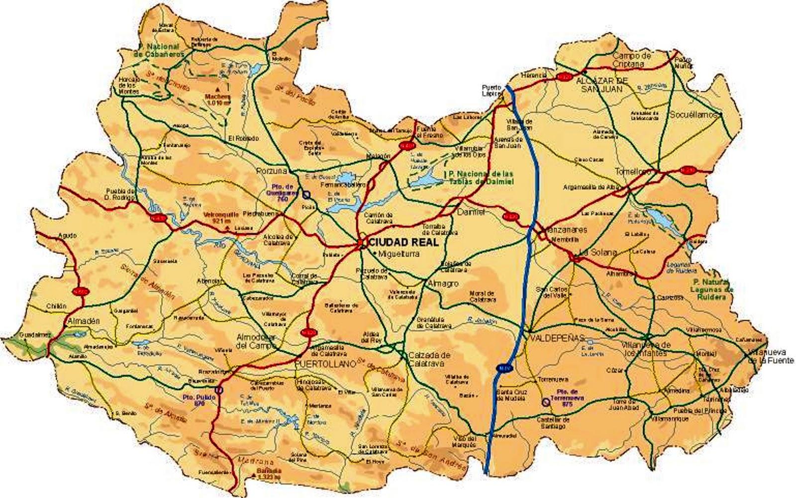 Buscando montsalvatge septiembre 2012 - Plano de ciudad real ...