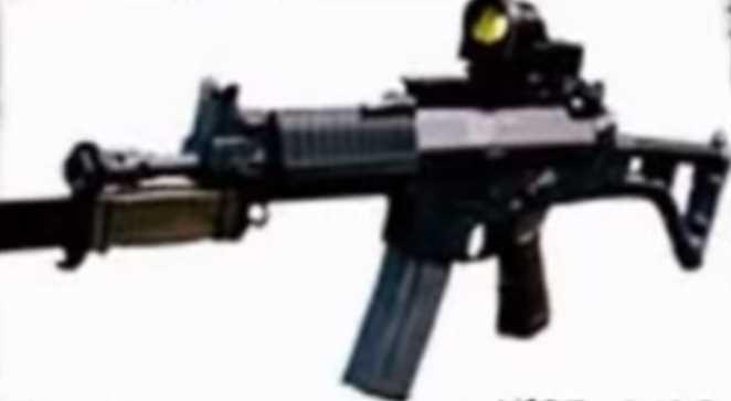 Gambar senjata senapan serbu SS2 super canggih di dunia produksi PT Pindad Indonesia