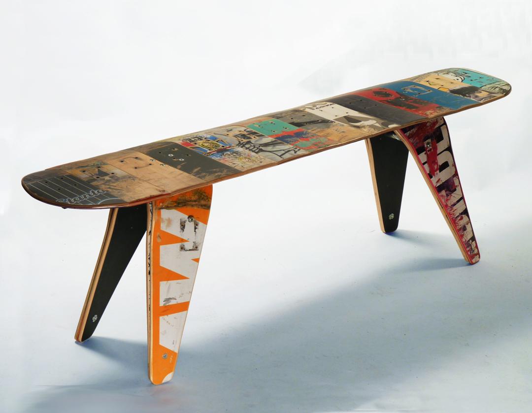Muebles hechos con cosas recicladas 7 fotos quiero for Cosas hechas de madera