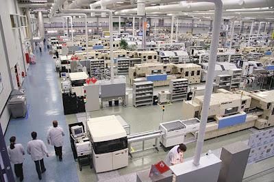 صورة مصنع شركة نوكيا اليوم