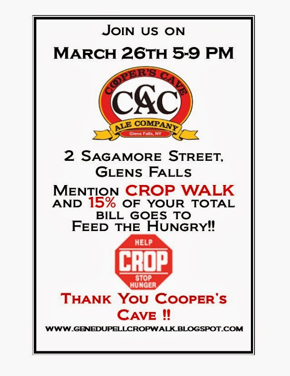CROP DINNER FUNDRAISER