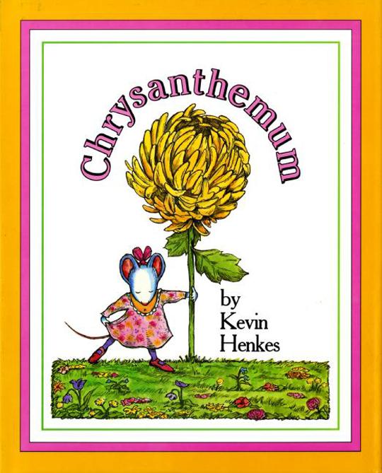 Chrysanthemum Book Activities Books is Chrysanthemum