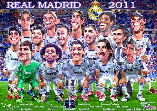 Nacional y Real Madrid Juntos Real Madrid 2011