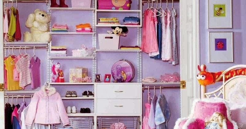 Closet para ni as girls decoraci n del hogar dise o for Decoracion de interiores para ninas