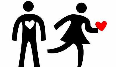 man-woman-heart - إليكِ مفاتيح قلب الرجل لتكسبيه بكل سهولة - رجل امرأة قلب