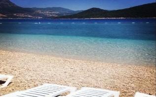 Antalya Akçagerme Plajı