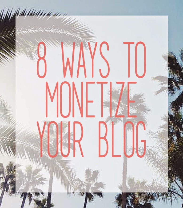 blogging tips, monetizing blog, fashion blog, monetize fashion blog, fashion blogging tips