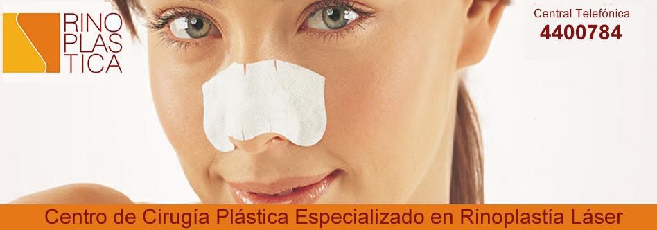 Centro de Cirugía Plástica Especializado en Rinoplastías Láser