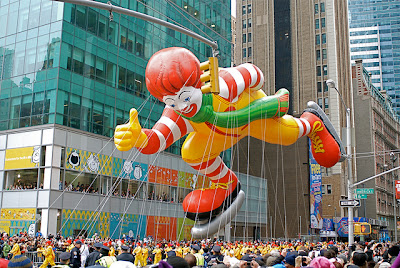 Macy's Parade New York