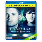 Supernatural Temporada 2 BluRay 720p Dual Latino Ingles