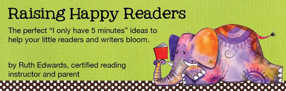 Raising Happy Readers