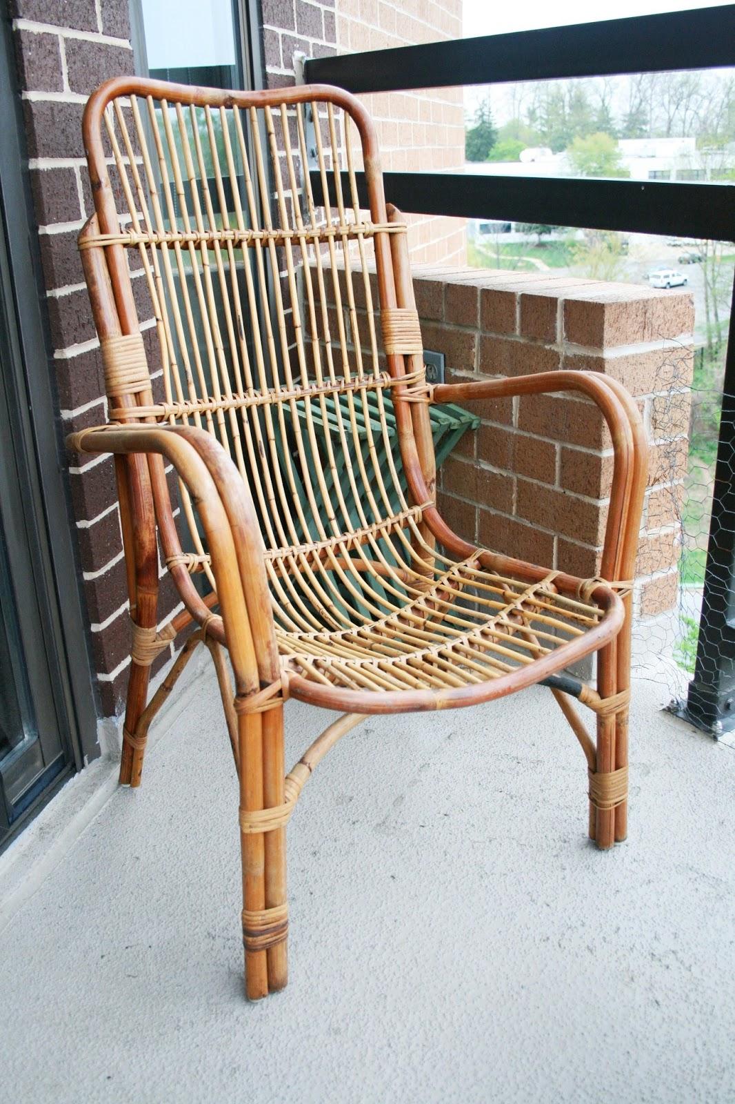 Fun Find Rattan Chairs