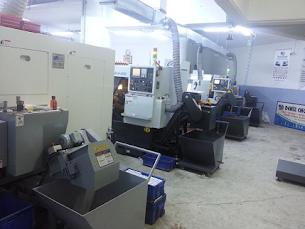 CNC Kayar Otomat
