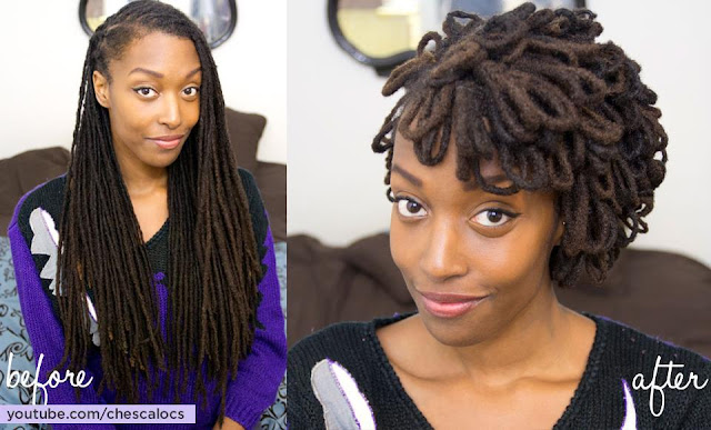 how to start a natural hair blog