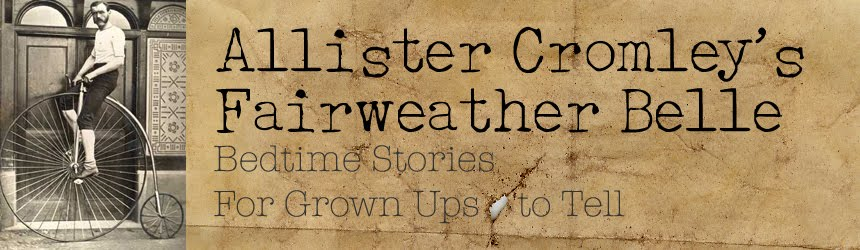 Allister Cromley's Fairweather Belle (Bedtime Stories For Grownups To Tell)