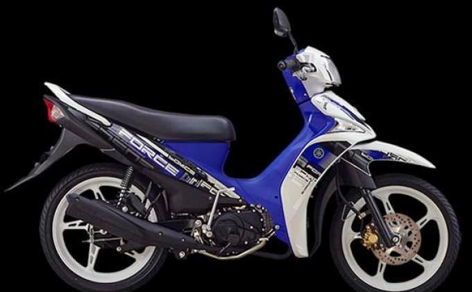 Harga Yamaha Force dan Spesifikasi